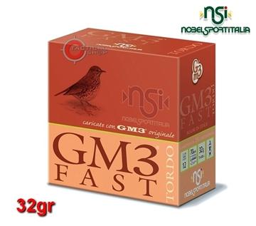 Εικόνα της Φυσίγγια 32gr NSI GM3 Fast Tordo