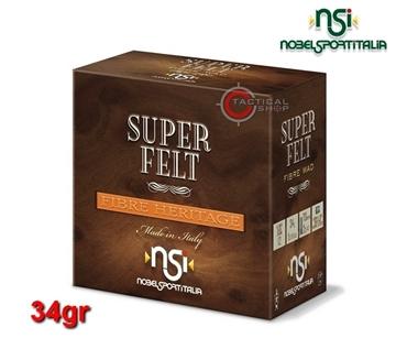 Εικόνα της Φυσίγγια 34gr NSI Super Felt
