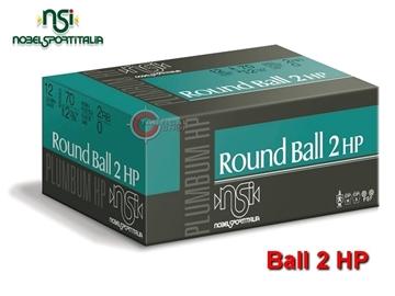 Εικόνα της Φυσίγγια Δράμια NSI Buckshot Round Ball 2βολο