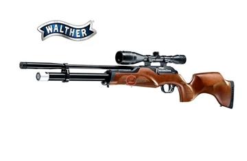Εικόνα της Προσυμπιεσμένο Αεροβόλο PCP Walther Maximathor 5.5mm Wood