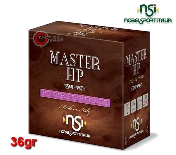 Picture of Φυσίγγια 36gr NSI Master HP