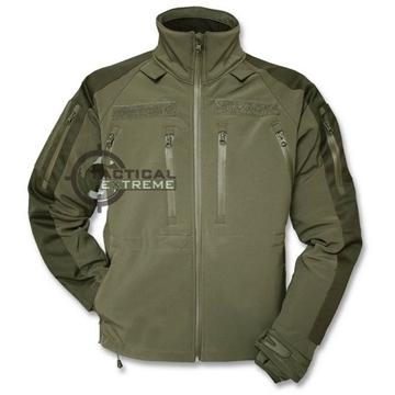Εικόνα της Αδιάβροχο Soft Shell Professional Jacket Mil-Tec Χακί