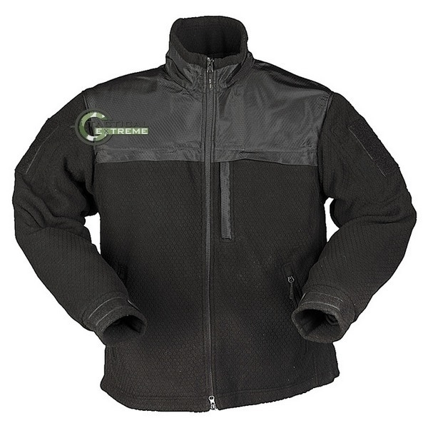 Picture of Fleece Jacket Hextac Elite Mil-Tec Μαύρο