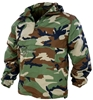 Picture of Χειμερινό Αντιανεμικό Soft Shell Mil Tec Winter Anorak Παραλλαγής Δάσους