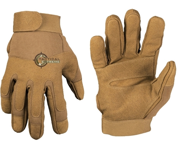 Picture of Γάντια Mil-Tec Tactical Army Gloves Μπεζ