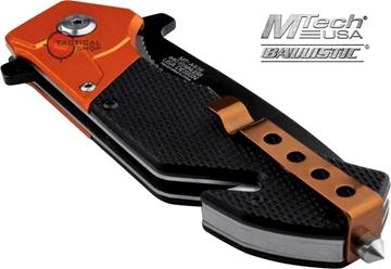 Εικόνα της Σουγιάς MTech Resque Ballistic Orange