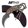 Picture of Μαχαίρι karambit Mtech knife Camo Paracord