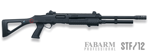 Picture of Καραμπίνα Επαναληπτική Fabarm STF 12 Pistolgrip