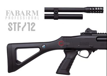 Εικόνα της Καραμπίνα Επαναληπτική Fabarm STF 12 Pistolgrip