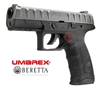 Picture of Αεροβόλο πιστόλι Beretta APX Metal Grey 4.5mm