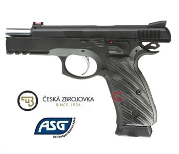 Εικόνα της Αεροβόλο Πιστόλι ASG CZ SP-01 Shadow 4.5mm Blowback