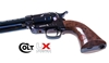 """Picture of Αεροβόλο Περίστροφο CO2 Colt Peacemaker Blued BBs 7.5"""""""