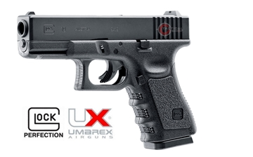 Εικόνα της Glock 19 Gen 4 Umarex 4,5mm Co2