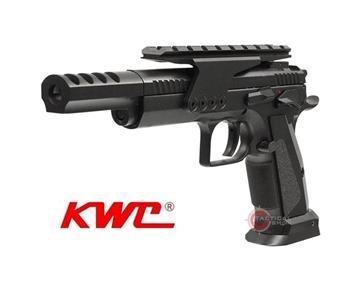 Εικόνα της Αεροβόλο Πιστόλι KWC 75 Competition Full Pack