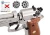 Picture of Αεροβόλο πιστόλι Beretta M 92 FS Nickel Wood