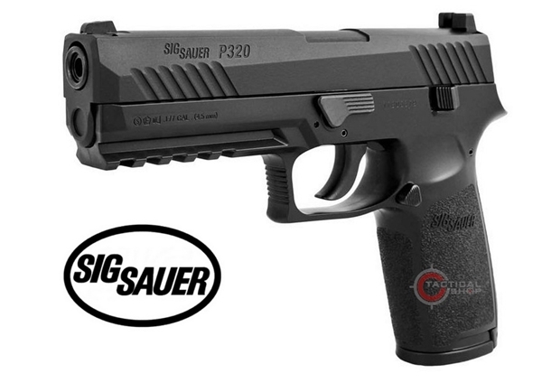 Picture of Αεροβόλο Πιστόλι Sig Sauer P320 Blowback