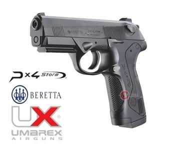 Εικόνα της Αεροβόλο Πιστόλι CO2 Beretta PX4 Storm Full Pack