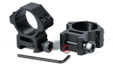 Εικόνα της Δακτύλιοι 30mm Medium προφίλ για Picatinny Rail 20mm