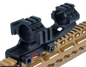Εικόνα της Βάση Διόπτρας 25mm Tactical Top Rail extend