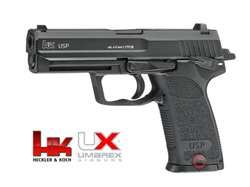 Εικόνα της Heckler & Koch USP Blowback 4,5mm