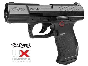 Εικόνα της Airsoft Walther P99 6mm Co2 DAO Blowback