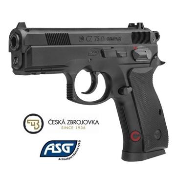 Εικόνα της Airsoft ASG πιστόλι ελατηρίου CZ 75D Compact