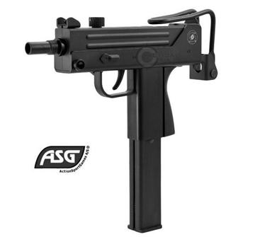 Εικόνα της Airsoft Οπλοπολυβόλο ASG Ingram M11 Co2 6mm