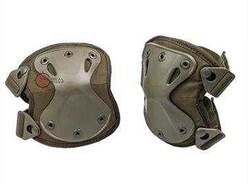 Εικόνα της Επιγονατίδες Mil-Tec Protect knee Pads Χακί