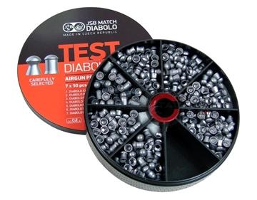 Εικόνα της Σετ από Βλήματα JSB Exact Test Jumbo 7Χ30 5.5mm