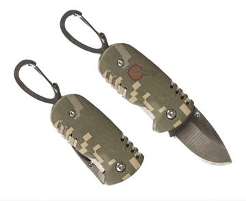 Εικόνα της Μίνι Σουγιάς Mil-Tec Single-Hand Knife Key Ring