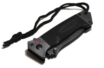 Εικόνα της Σουγιάς Mil-Tec DA35 Μαύρος