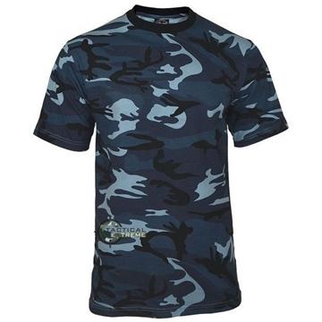 Εικόνα της Μπλουζάκι Mil-Tec T-shirt Sky Blue
