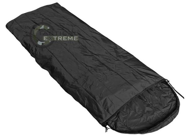 British Survival Sleeping Bag Mil Tec Black