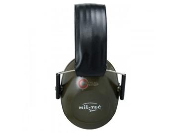 Εικόνα της Ωτοασπίδες Mil-Tec Earmuff II Χακί