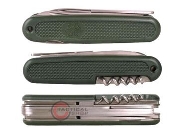 Εικόνα της Πολυεργαλείο Τσέπης Mil-Tec German Pocket Tool Χακί