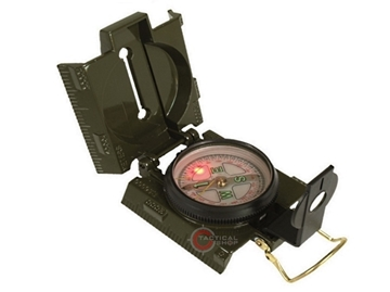 Εικόνα της Πυξίδα Ranger Compass Mil-Tec with Led Light
