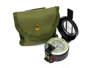 Εικόνα της Πυξίδα British Metal Lensatic Compass Mil-Tec