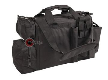 Εικόνα της Σάκος Police - Security Kit Bag Mil-Tec Μαύρος