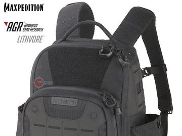 Εικόνα της Σακίδιο Πλάτης Maxpedition Lithvore Everyday Backpack Μαύρο