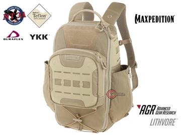 Εικόνα της Σακίδιο Πλάτης Maxpedition Lithvore Everyday Backpack Tan