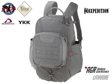 Εικόνα της Σακίδιο Πλάτης Maxpedition Lithvore Everyday Backpack Γκρι