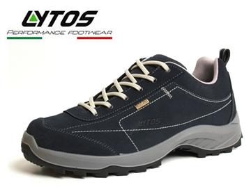 Εικόνα της Δερμάτινα Παπούτσια 100% Αδιάβροχα Lytos Stride Dol Jab