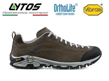 Εικόνα της Δερμάτινο Παπούτσι Lytos Le Florians Original Gray