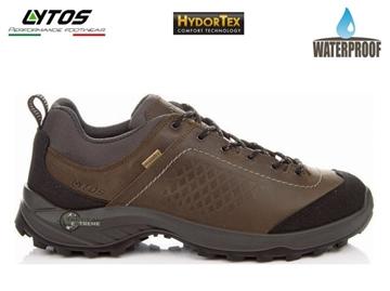Εικόνα της Παπούτσια 100% Αδιάβροχα Lytos Vaysonnaz Καφέ