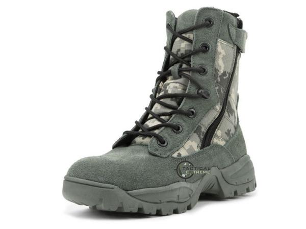 a01c47294bb Tacticalshop - Άρβυλα Tactical Mil-Tec Boots Two Zippers At-Digital