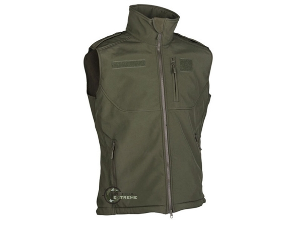 Picture of Γιλέκο Mil-Tec Softshell Vest Χακί