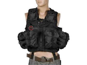 Εικόνα της Γιλέκο Μάχης Tactical Vest Mil-Tec Modular Μαύρο
