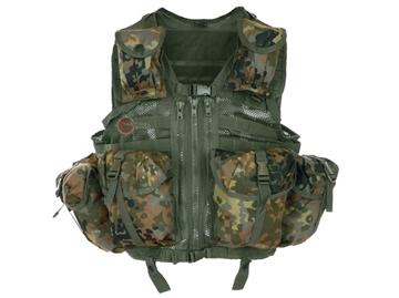 Εικόνα της Γιλέκο Μάχης Tactical Vest Mil-Tec Modular Flectar