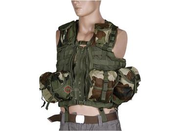 Εικόνα της Γιλέκο Μάχης Tactical Vest Mil-Tec Modular Cce Camo