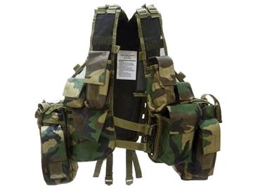 Εικόνα της Γιλέκο Σακίδιο Μάχης Mil-Tec Tactical Vest 12 Pockets Παραλλαγής